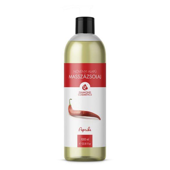 Paprika Masszázsolaj 1 liter