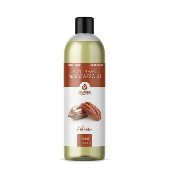 Pekándió Masszázsolaj 1 liter