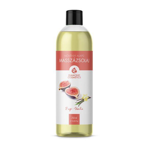 Füge-Vanília masszázsolaj 250 ml
