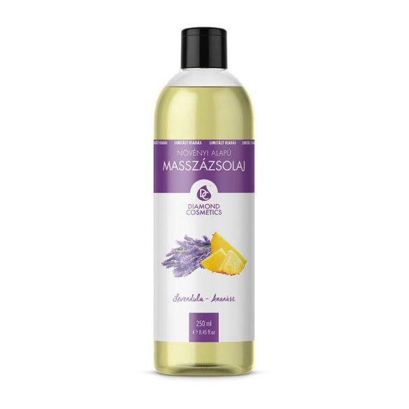 Levendula-Ananász Illatú Masszázsolaj 250 ml