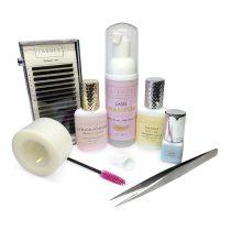 Prémium szempilla szett- Lashes by Diamond Cosmetics
